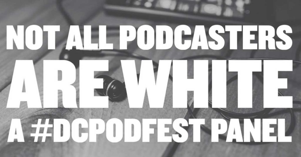 non white podcasters